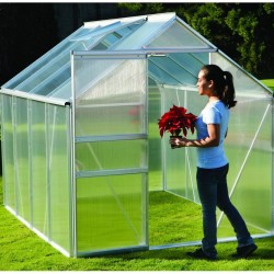 8 FT. x 6 FT. GREENHOUSE