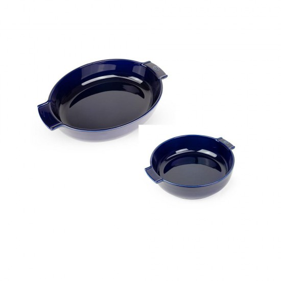 Peugeot Rounded Bakeware - Blue