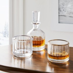Parallels Whiskey Decanter