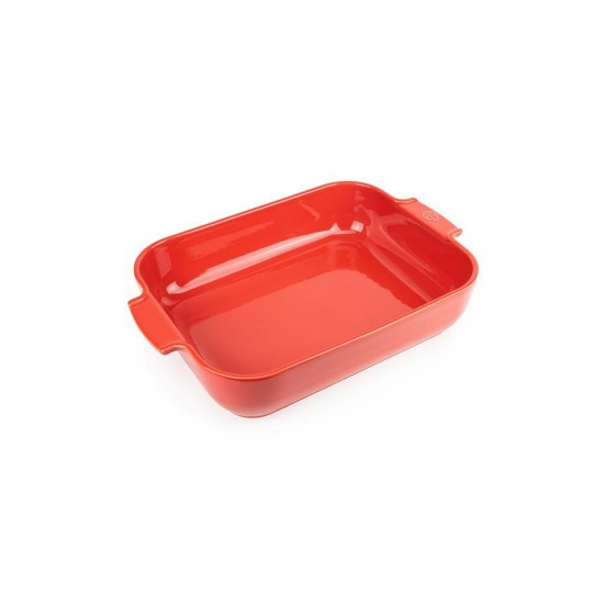 Peugeot Angled Bakeware - Red